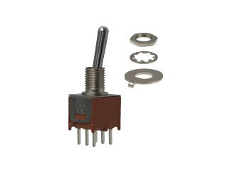 T201SHCQESubminiature Toggle Switch (2 Items)