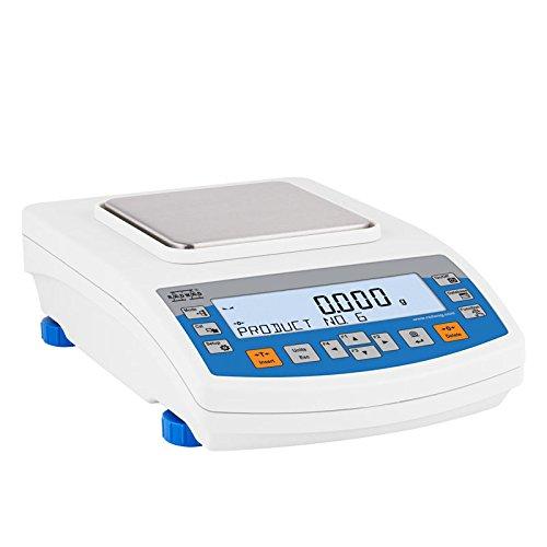 Radwag PS 1000.R1 Precision Milligram Balance, 1000 g x 0.001 g