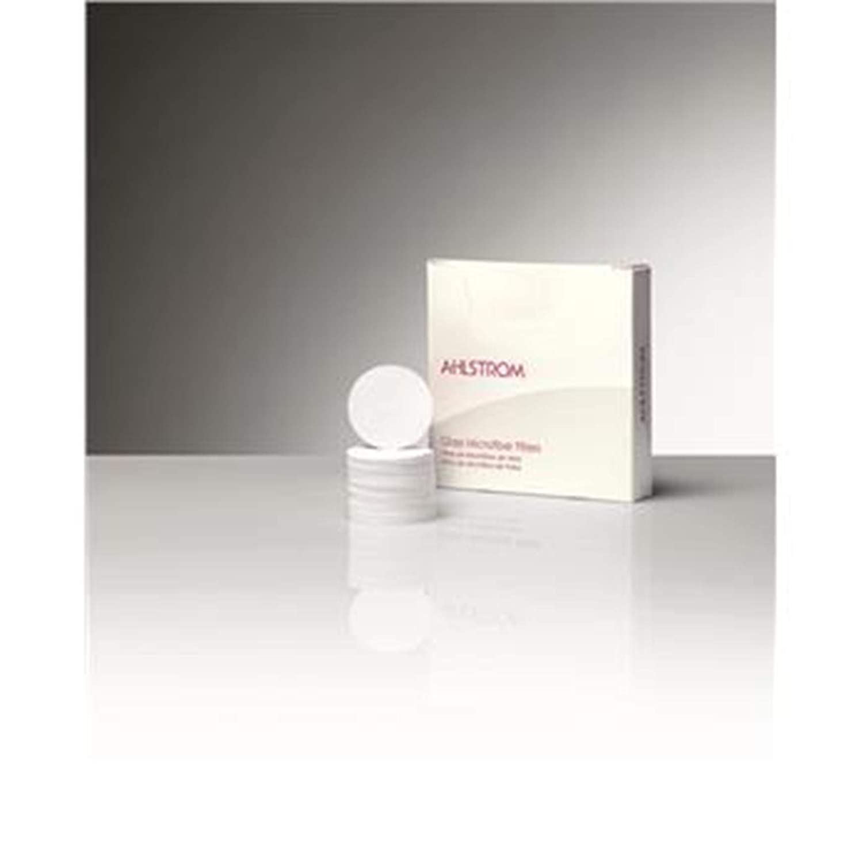 Ahlstrom 1510-1250 Grade 151 Glass Microfiber Filter Paper, 12.5 cm Diameter (Pack of 100)