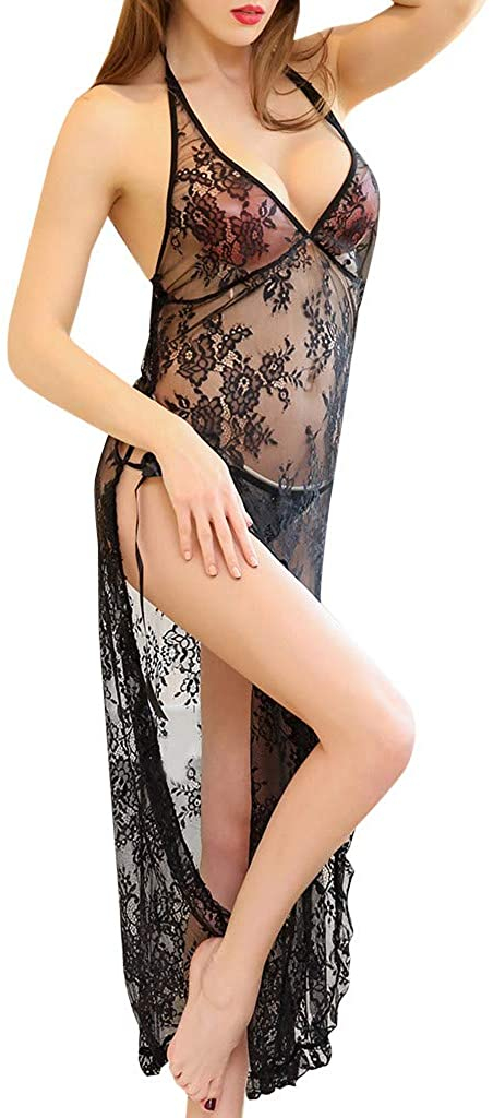Vedolay Lingerie for Women for Sex, New Womens Sexy Lingerie Lace G-String Thong Lingerie Sleepwear Underwear
