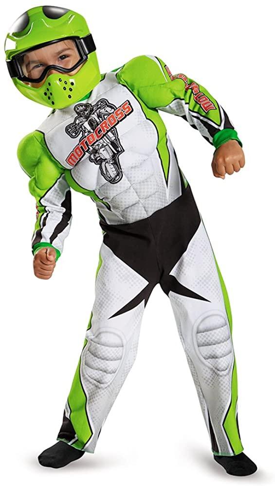 Disguise - Boy's Motocross Costume
