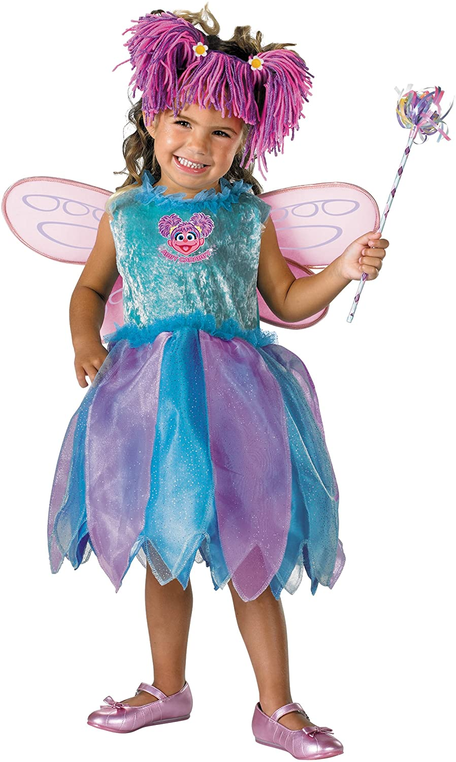 Disguise Kids Abby Cadabby Toddler Sesame Street Halloween Costume