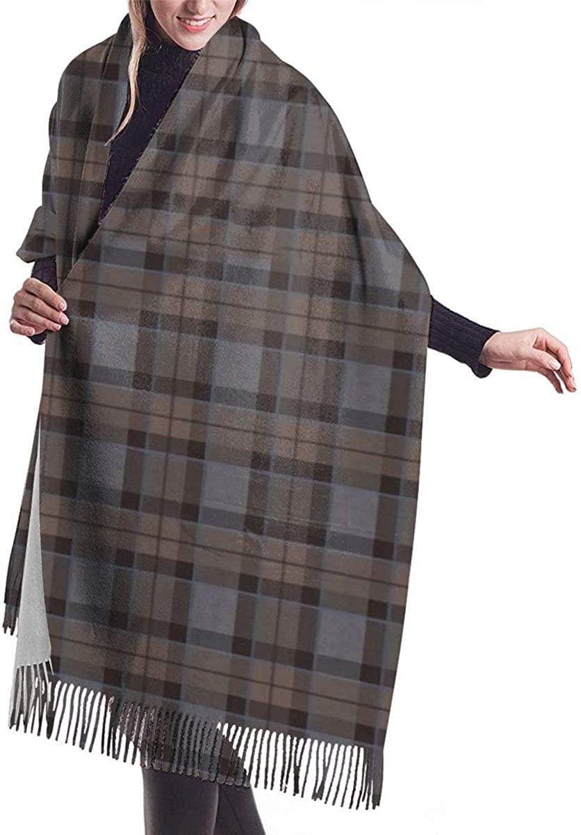 Lesmus Outlander Tartan - Fraser Tartan 3D Printed Fashion Cashmere Cotton Scarves One Size