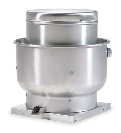Upblast Ventilator 16-1/2 in 115/230V