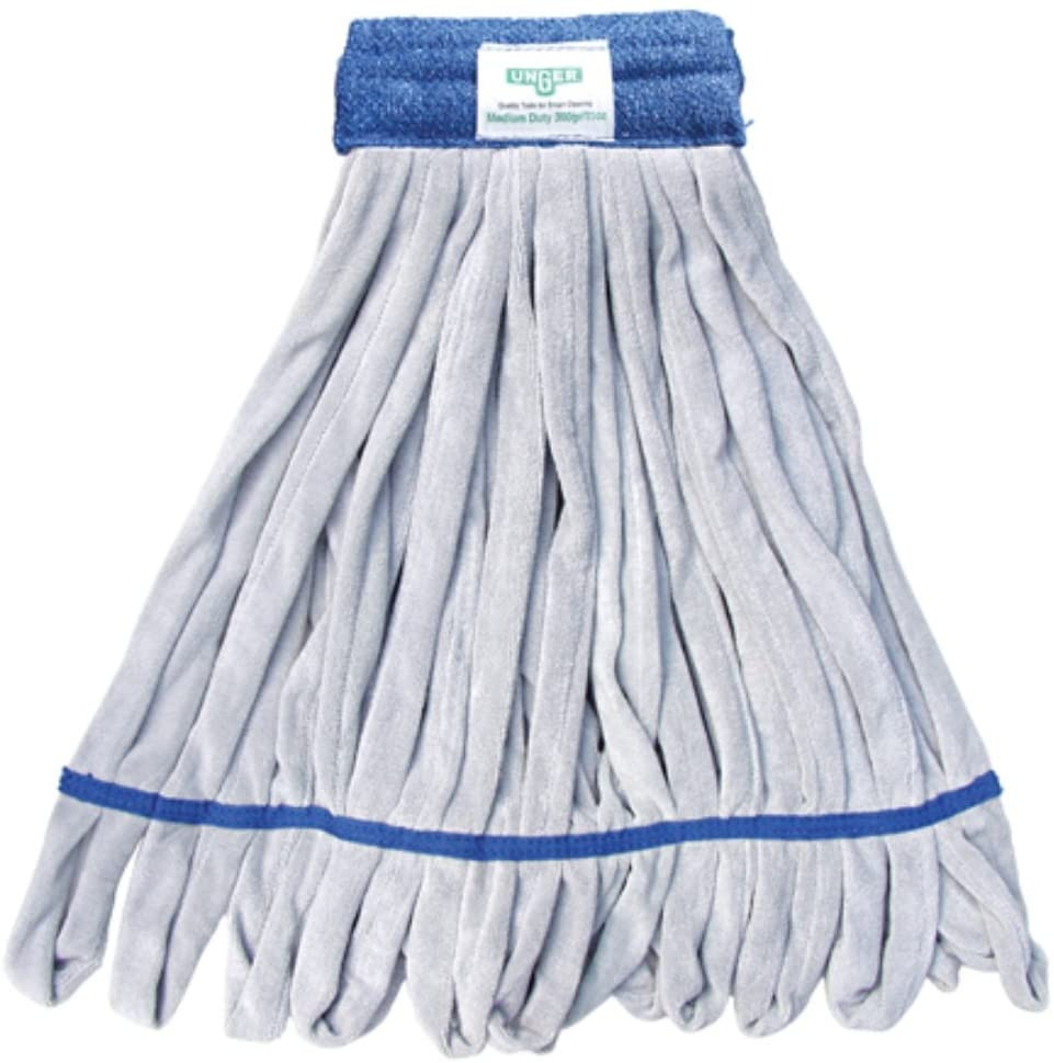 Microfiber String Looped End Mop Head 11 oz. Mop Capacity