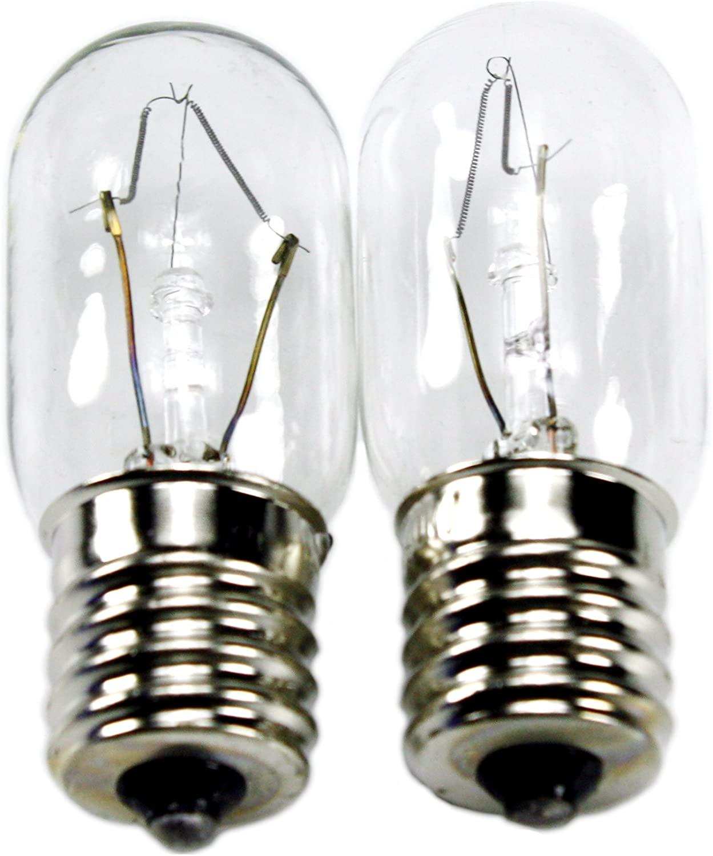 Supplying Demand 8206232A Microwave KEI 125 Volt 40 Watt Bulb 2 Pack