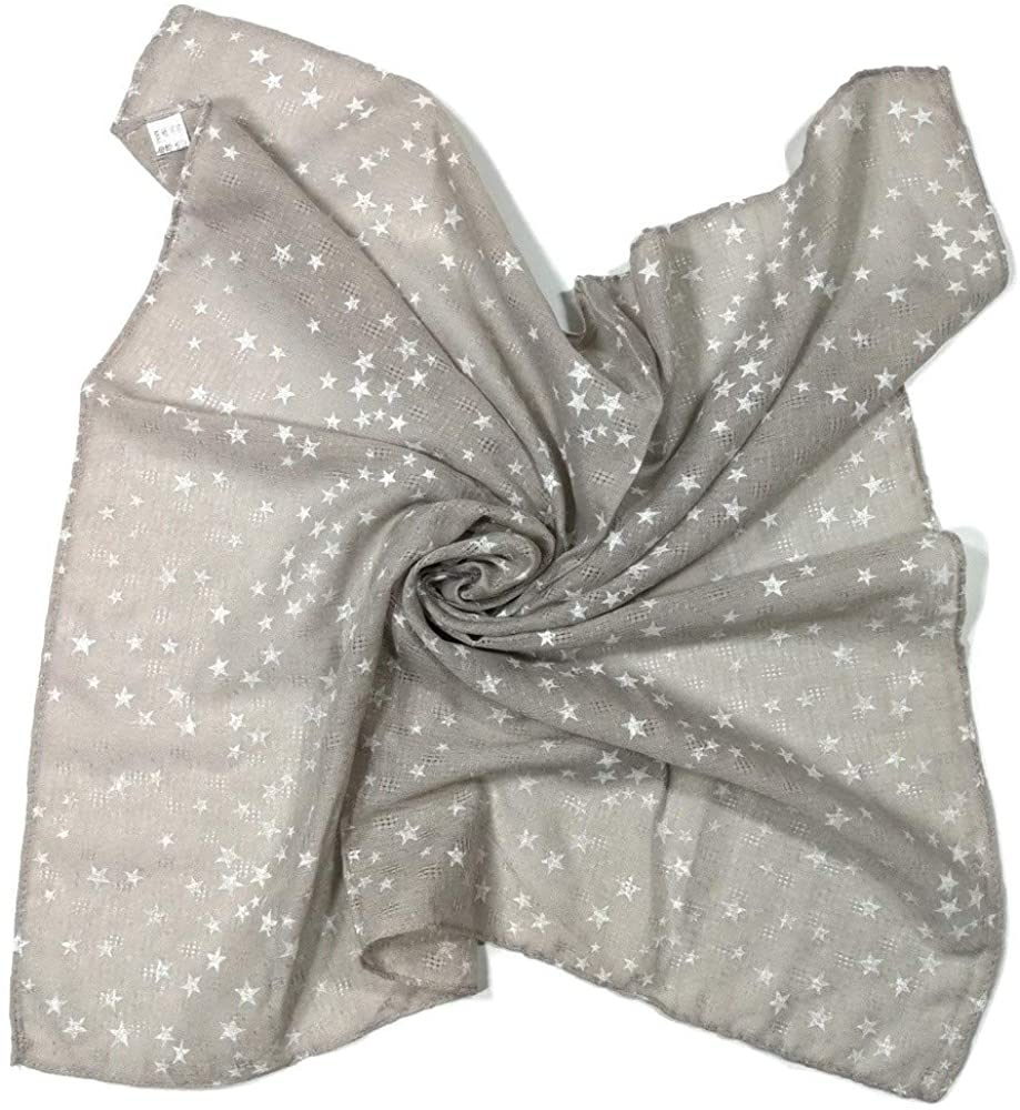 Shanlin Unisex Cotton Square Bandanas Scarves 24x24