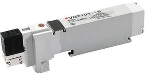SMC VVQ1000-10A-3 - SMC VVQ1000-10A-3 Pneumatic Manifold Blanking Plate Assembly, Pneumatic Connections: Blanking Plate
