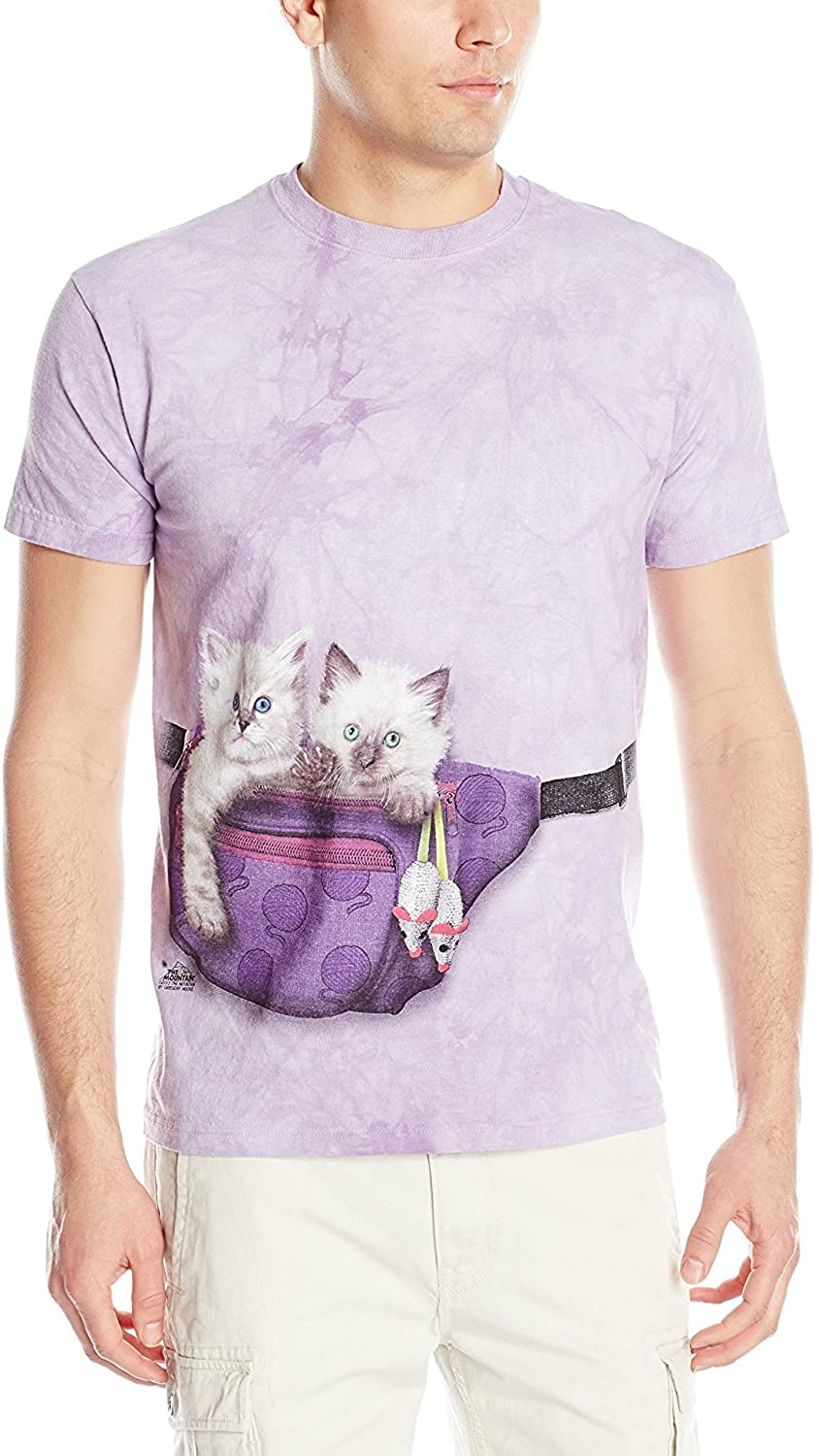 The Mountain Fanny Pack Kittens