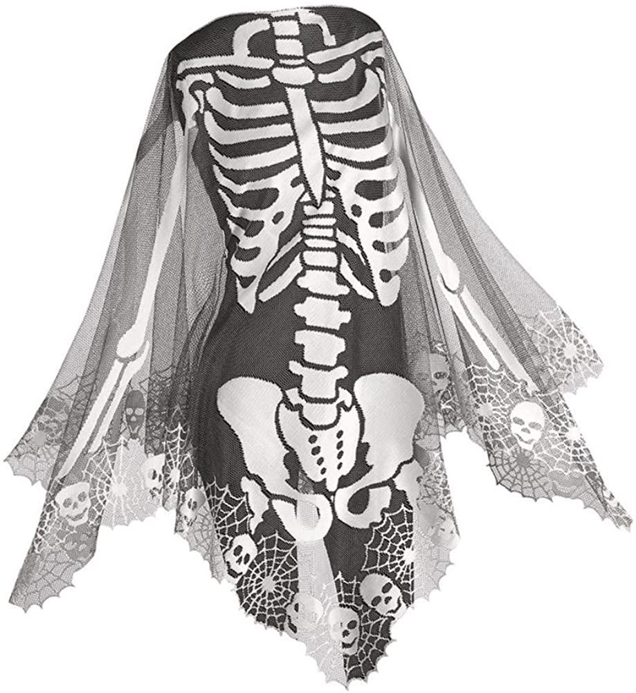 Heritage Lace Skeleton Poncho