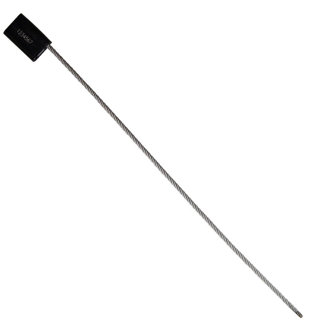 ELC Cable Seals XAU3412 Super Heavy Duty Adjustable Length Cable Seals 1/8
