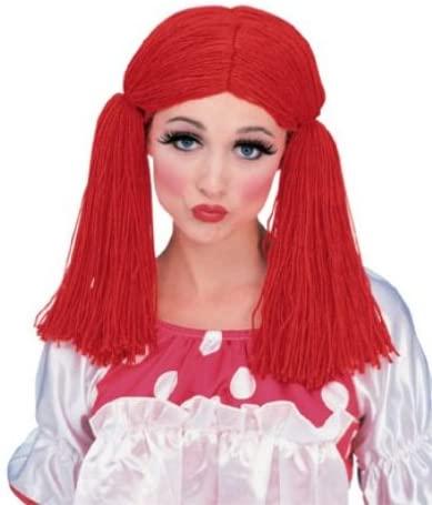 Rubies Costume Rag Doll Girl Wig