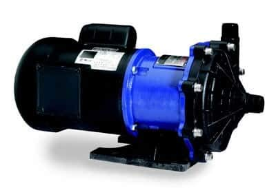 High-Efficiency PP Magnetic Drive Pump; 74 GPM/38 ft, 1/2 HP 115/208-230V