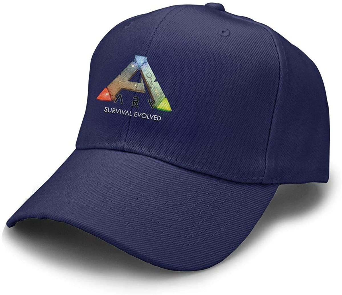 Ark Survival Evolved Solid Color Baseball Caps Ark Survival Evolved Trucker Hat Unisex