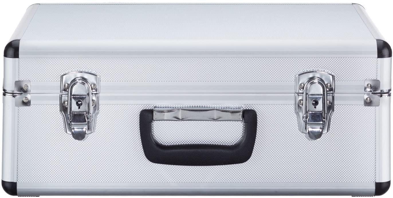 AmScope AC-B100 Aluminum Case 4 B100, M500 & Other Compound Microscopes