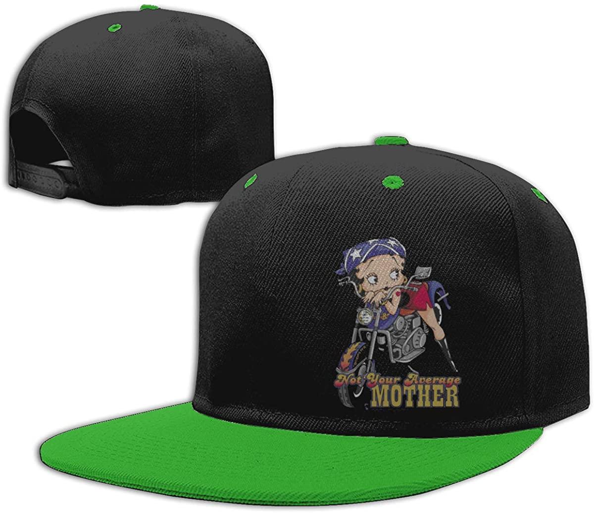 Boys Girls Sun Baseball Caps Cool Kids Children Flat Bill Hip Hop Hat Adjustable Snapback Hat