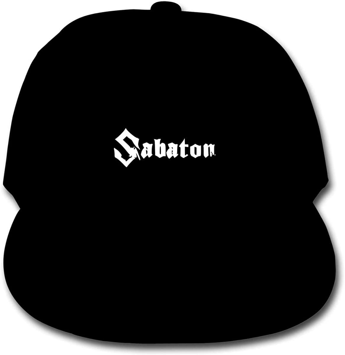 Sabat-on Band Logo Adjustable Baseball Cap Hip Hop for Children