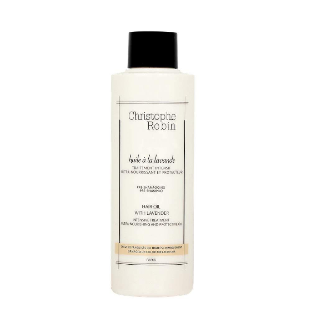 Christophe Robin Hair Oil With Lavender - 150 ml