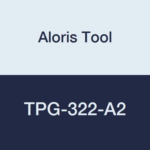 Aloris Tool TPG-322-A2 Carbide Triangular Insert