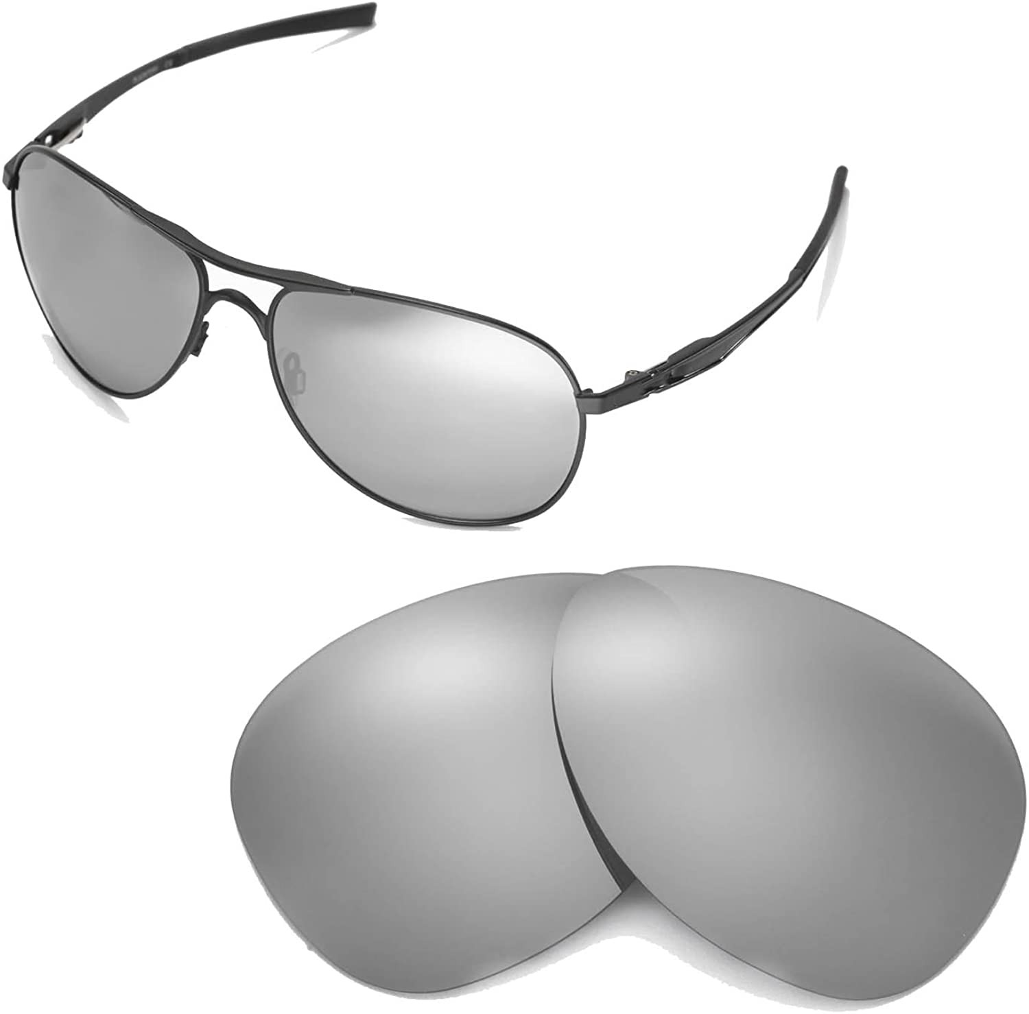 Walleva Replacement Lenses for Oakley Plaintiff - 6 Options Available