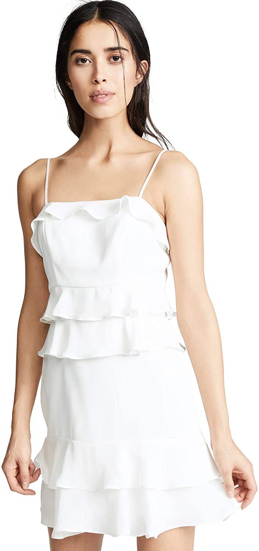 Parker Womens Kristie Combo Dress