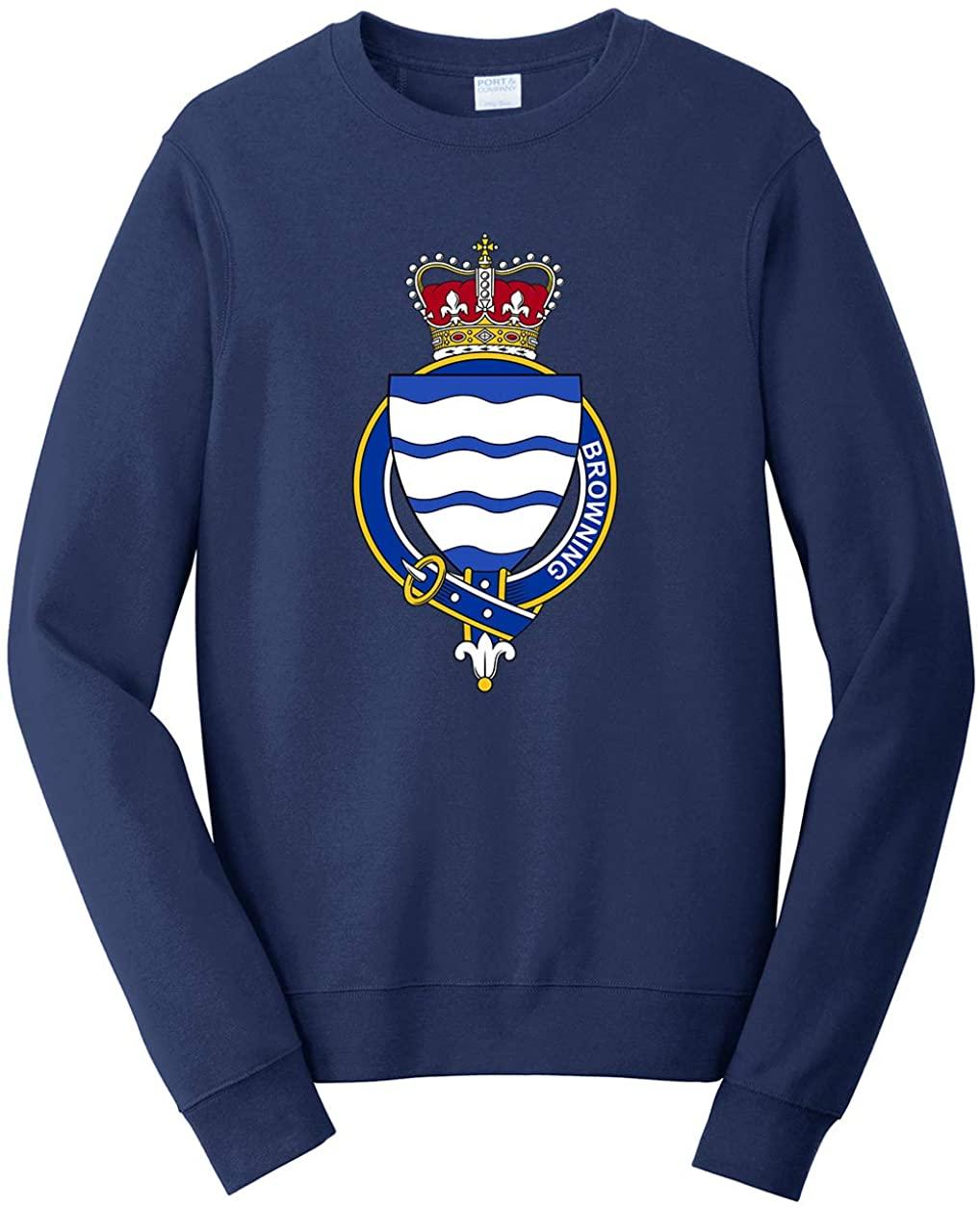 Tenacitee Unisex English Garter Family Browning Sweatshirt