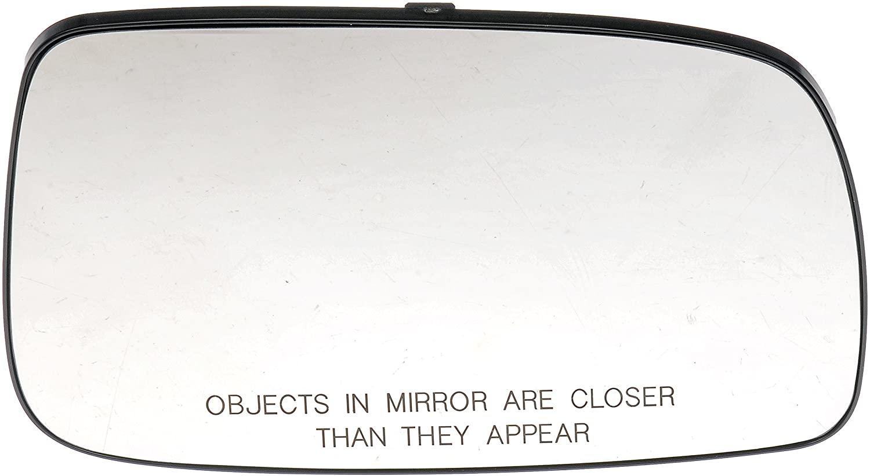 Dorman 56160 Passenger Side Door Mirror Glass for Select Toyota Models