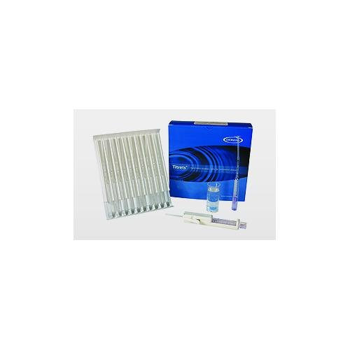 CHEMetrics K-6810 Mercaptobenzothiazole (MBT) Titrets Kit