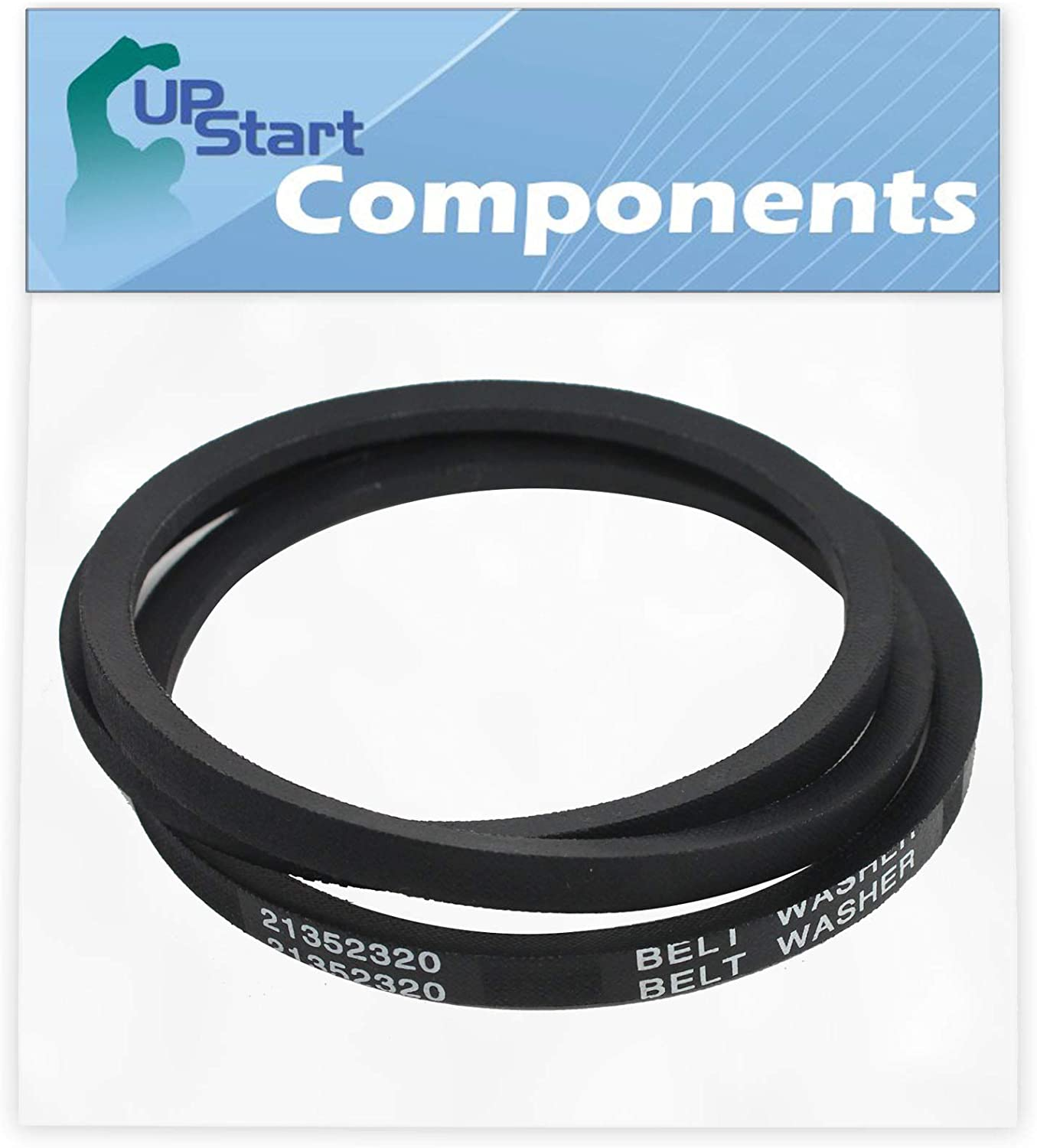 WP21352320 Washing Machine Drive Belt Replacement for Maytag PAVT920AWW - Compatible with 35-3662 Washing Machine Belt