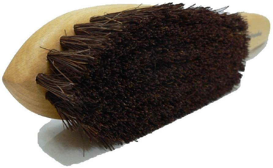 Valentino Garemi Carpet Cleaning Brush | Lint Pet - Human Hair Remover | Dry Stains & Marks Eliminator - Made in Germany