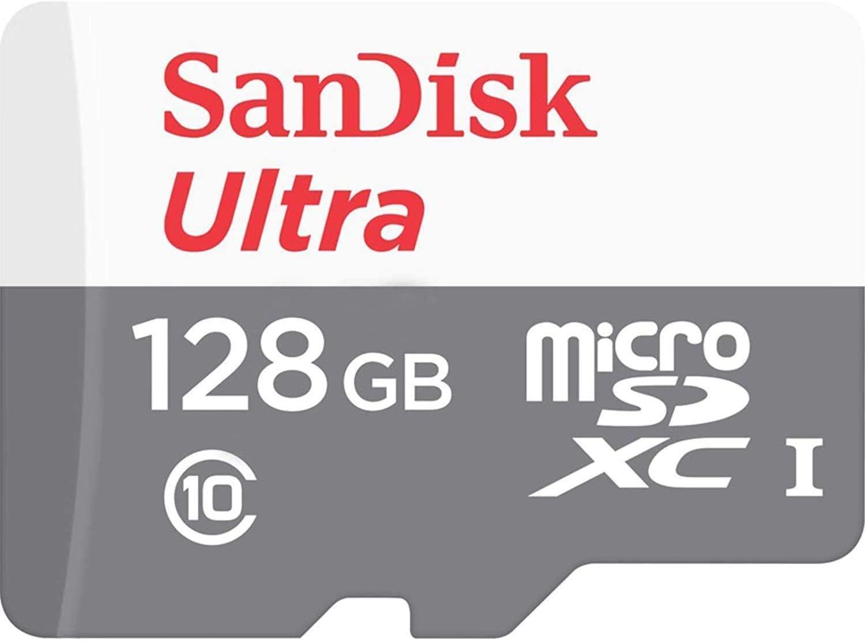 SanDisk Ultra SDSQUNS-128G-GN6MN 128GB 80MB/s UHS-I Class 10 microSDXC Card