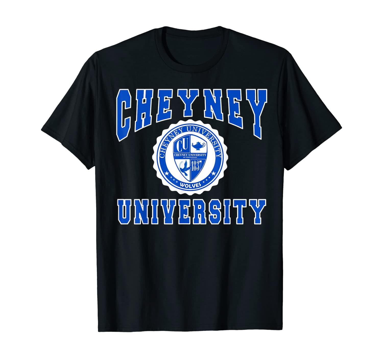 Cheyney 1837 University Apparel - T shirt