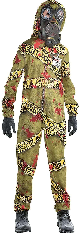 amscan Halloween Boys Quarantine Zombie Costume
