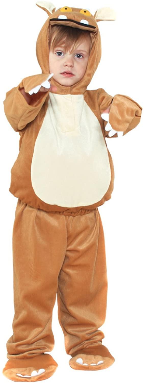 Girls Boys Childrens The Gruffalos Child Animal World Book Day Week TV Book Film Fancy Dress Costume 3-10yrs