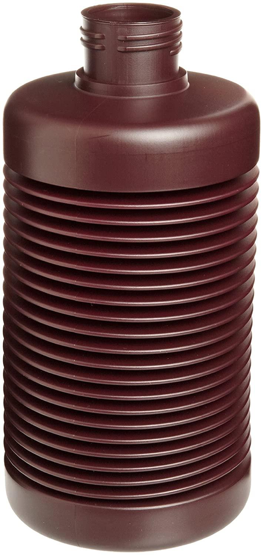 Dynalon 501835 HDPE Round 1000mL Concertina Lab Storage Bottle (Case of 5)