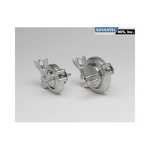 Advantec MFS 17307200 Sanitary in-Line Filter Holder, 47 mm Diameter