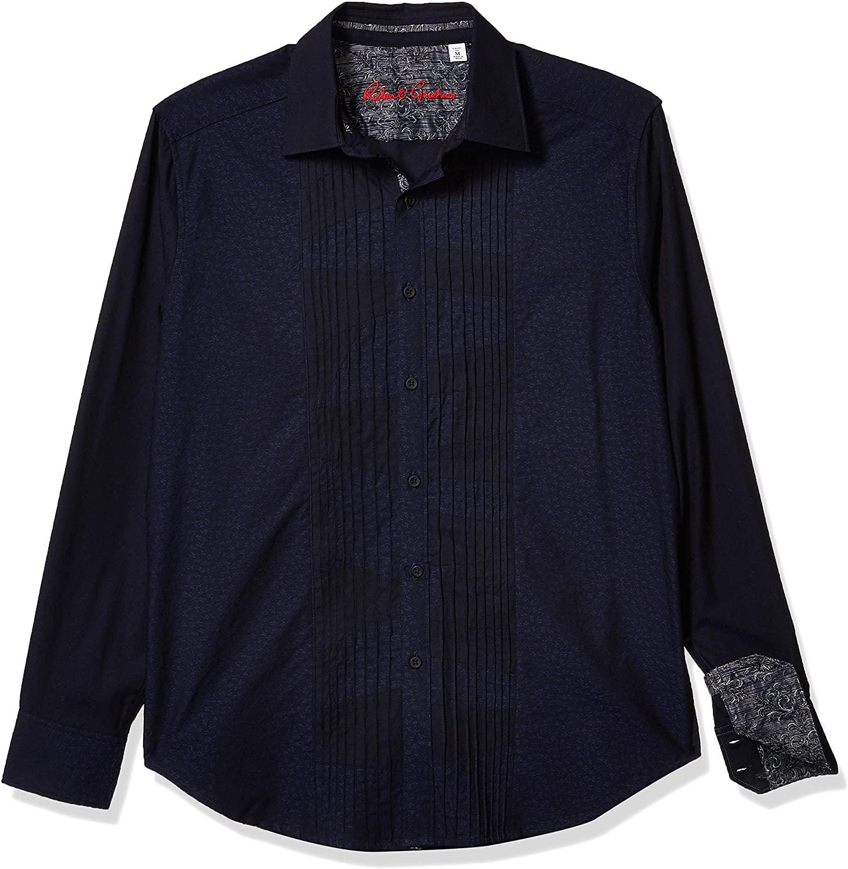 Robert Graham Men's Studio 54 L/S Woven Shirt