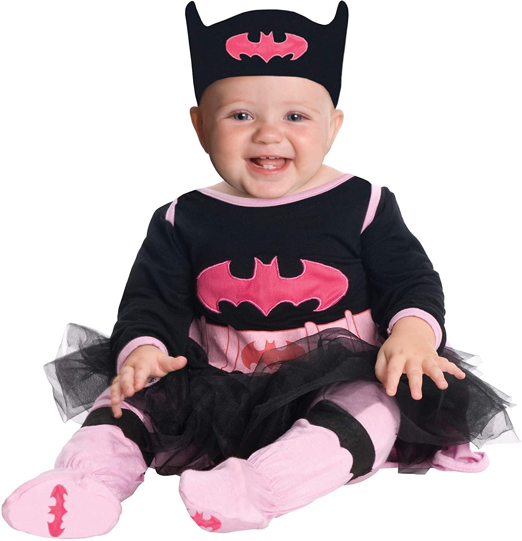 Rubie's Batgirl Onesie Infant Costume