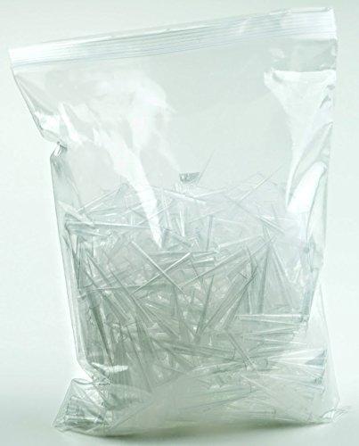 Crystalgen - 1 - 200 ul Clear, Graduated, Universal Pipet Tips