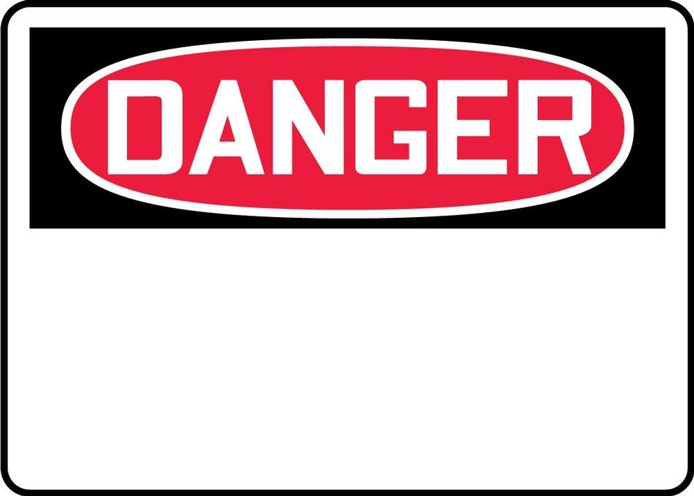 DANGER (3 Pack)