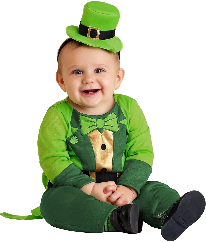 Infant Boy's Leprechaun Costume