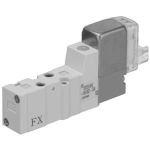 SMC SYJ3233-6MOZ-S valve - syj3000 sol valve 4/5 port family syj3000 no size rating - valve, dbl sol, base mtlqa