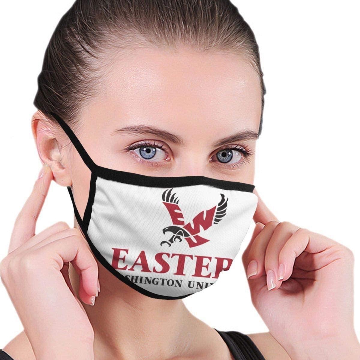 Ewu Commemorate Outdoor Decorative Face Protection Face Cover Bandana Gaiter Balaclava Scarf Headwear