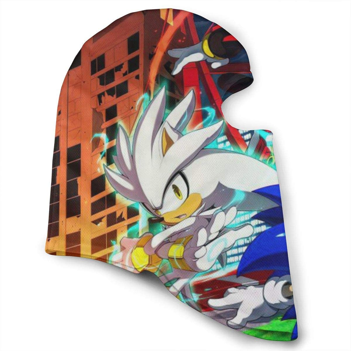 Sonic Hoods Cool, Ventilating, Windproof, Sunscreen, Anti Foam, Outdoor Mask for Riding