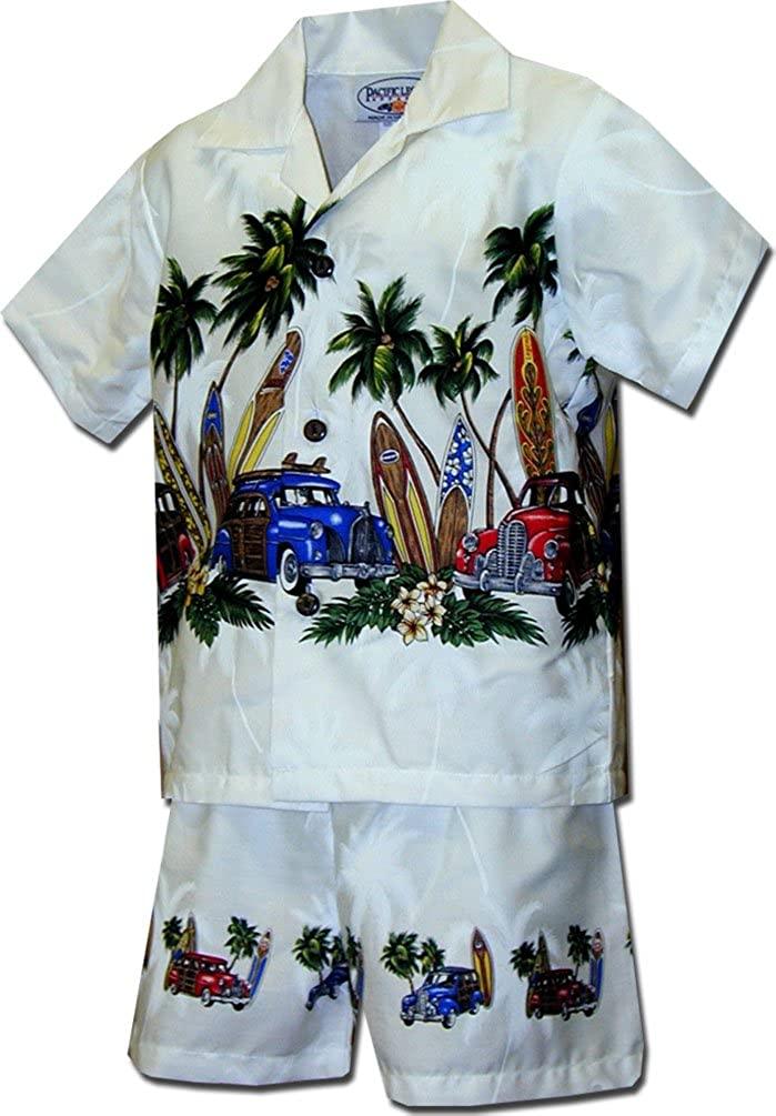 Hawaiian Boys Clothes Island Woodies