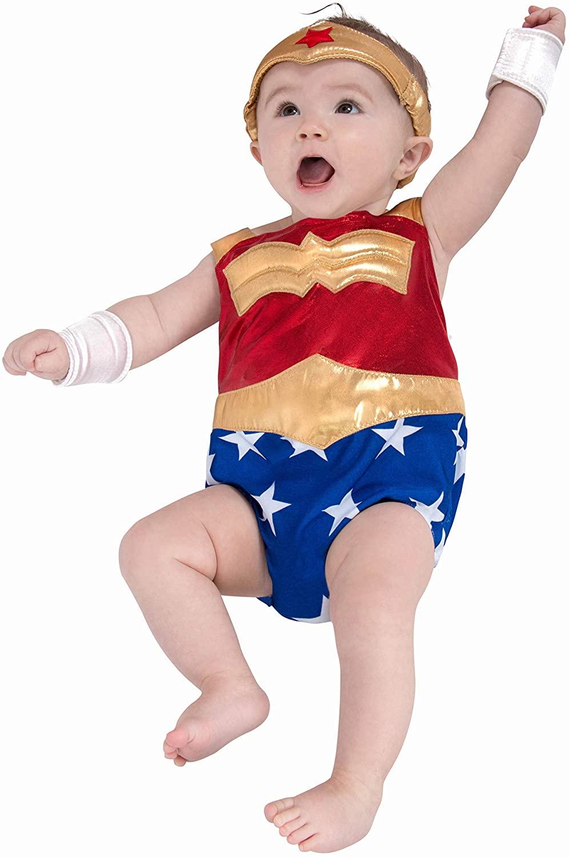 Princess Paradise Baby Girls' Newborn Wonder Woman