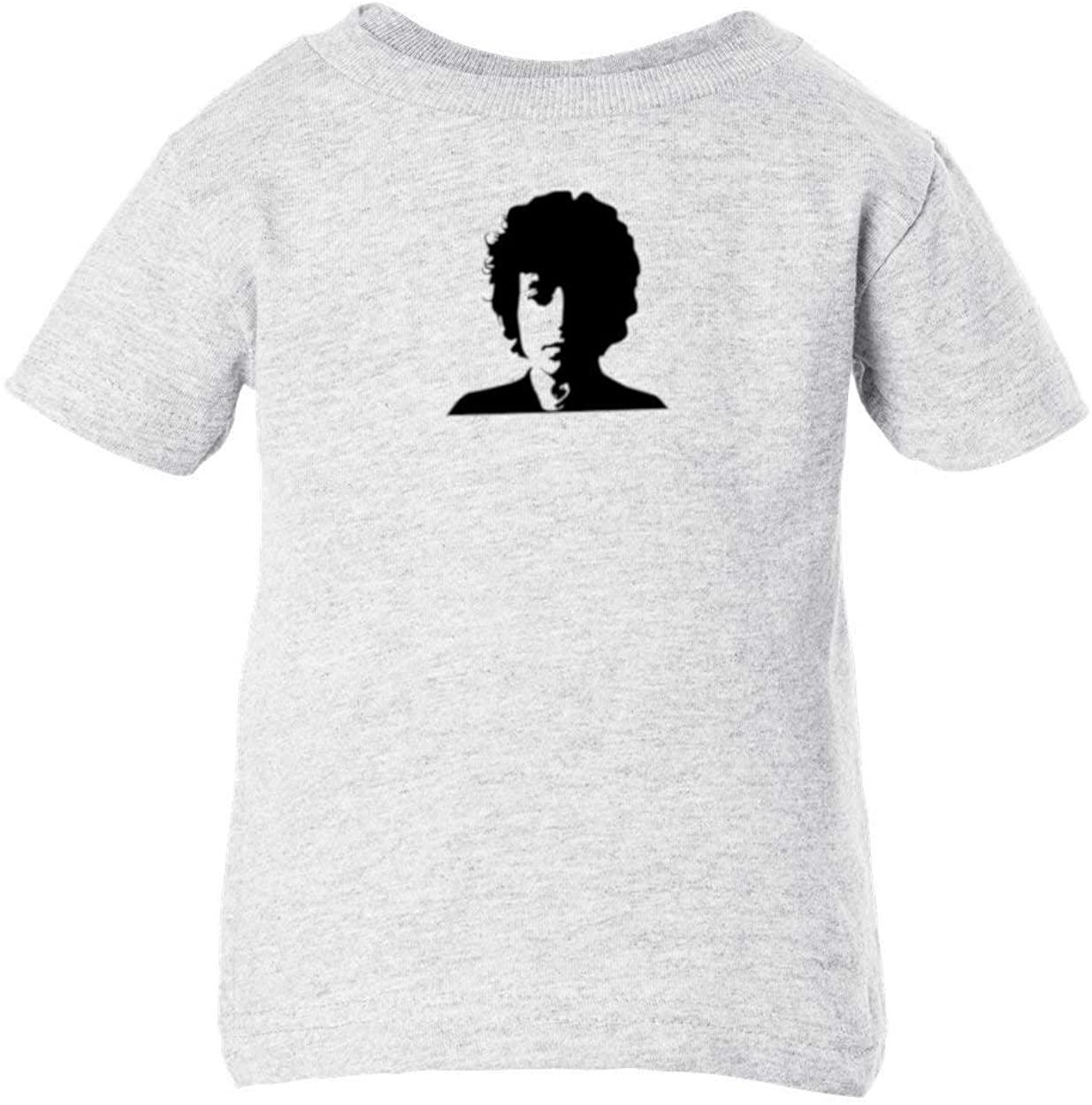Mari Kyrios Bob The Poet Dylan Baby Clothes Toddler T-Shirt Folk Rock & Roll PJ