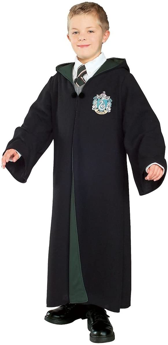 Deluxe Slytherin Robe Costume - Small