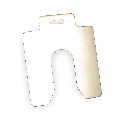 Maudlin Products MSC075-10 Slotted Shim Size C .075