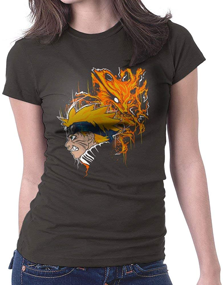 Demon Fox Naruto Women's T-Shirt